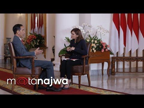 Mata Najwa Part 4 - Kartu Politik Jokowi: Tangkisan Jokowi atas Serangan Isu Antek Asing Mp3