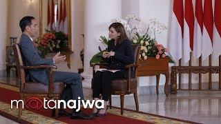 Mata Najwa Part 4 - Kartu Politik Jokowi: Tangkisan Jokowi atas Serangan Isu Antek Asing