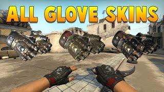 CSGO - All Glove Skins In-Game Showcase (Glove Case)
