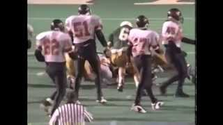 1996 Ihsa Boys Football Class 4a Championship Game: New Lenox (providence Catholic) Vs. Metamora