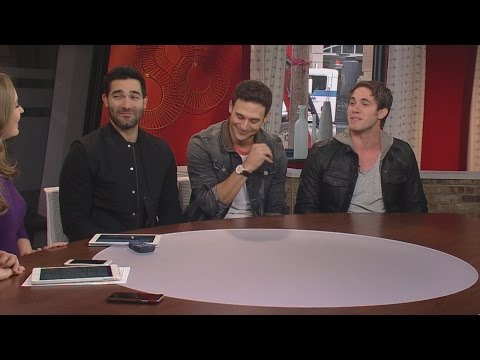 Interview: The Stars Of New Movie, 'Everybody Wants Some!!'