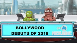9XM Newsic | Best Of 2018 | Bollywood Debuts | Bade | Chote