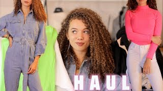 BIG TRY ON HAUL NOVEMBRE 2018 (BOOHOO, MISSGUIDED, LUX NOIRE, TIGERMIST...)