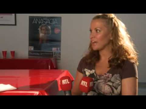 Anastacia Interview - RTL Luxembourg, Kultur News