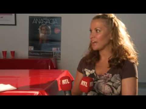 Anastacia Interview - RTL Luxembourg, Kultur News