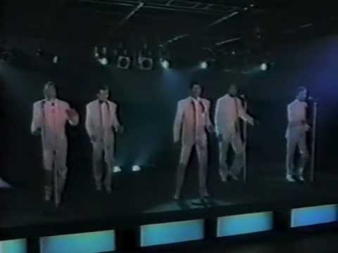 1986 The Temptations / A Fine Mess (PV)