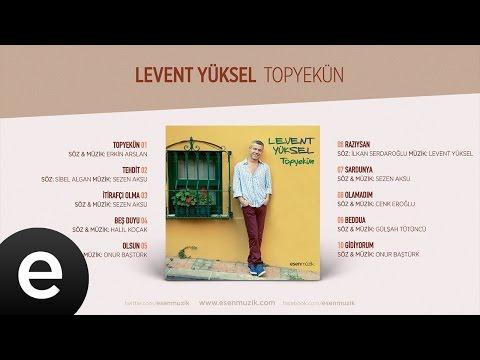 Gidiyorum (Levent Yüksel) Official Audio #gidiyorum #leventyuksel