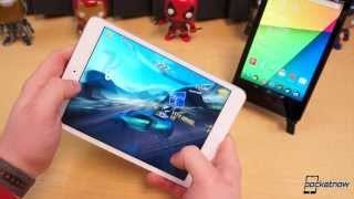 iPad mini with Retina Display vs New Nexus 7