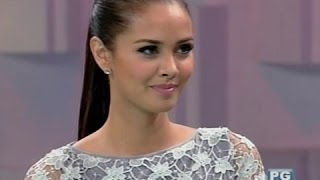 Startalk: Miss World 2013 Megan Young live!