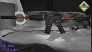 M4A1 S  Nitro  Wear/Float