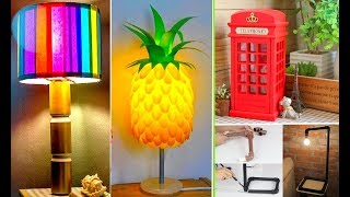 DIY ROOM DECOR! Easy Crafts Ideas at Home⚠️🔥♥ - 15-MINUTE CRAFTS COMPILATION For 2017