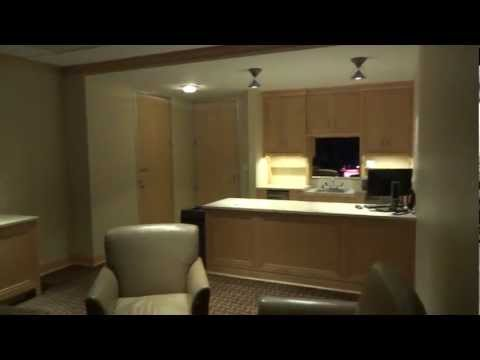 Private Suite At Amercian Airlines Center In Dallas, TX