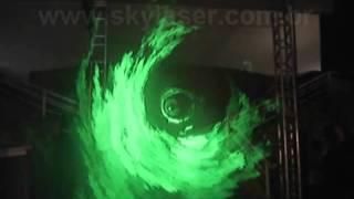 Formatura Medicina UNIRG Goiânia - Colação de Grau Laser Show