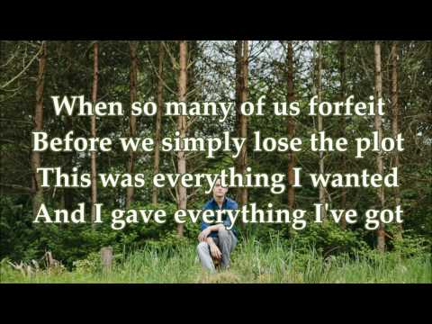 Joshua Hyslop - Wells (Lyrics Video)