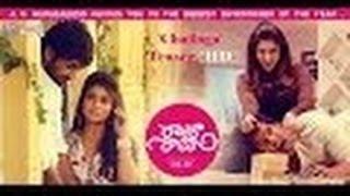 Challaga Song Promo   Raja Rani Telugu [HD]