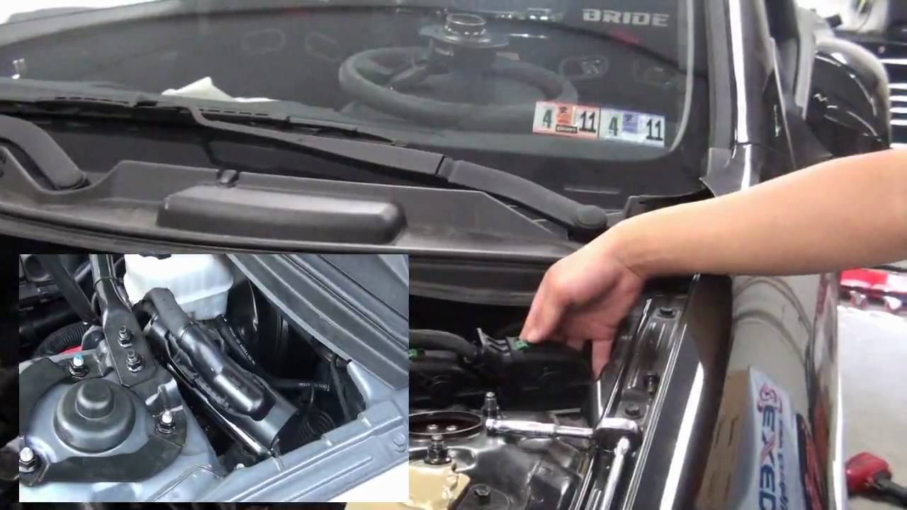 diy how to take out ecu for hyundai genesis coupe