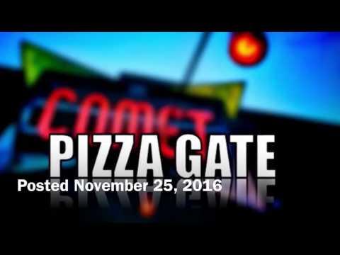 "PIZZAGATE FALSE FLAG BLAMED ON ""FAKE NEWS"" PREDICTED 10 DAYS IN ADVANCE!!!"