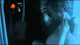 lost girl dyson and bo shower scene