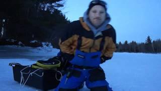 Survivor Man Ice Fishing Part 3
