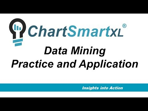 ChartSmartXL Data Mining Practice And Application