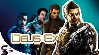 The Evolution of Graphics will illustrate the evolution of Deus Ex from the years 2000  2016 The video games used in this video are Deus Ex 2000 Dues Ex