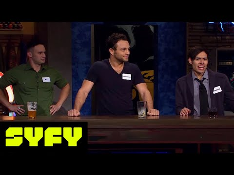 GEEKS WHO DRINK s  Jonathan Sadowski vs. Lenny Jacobson in