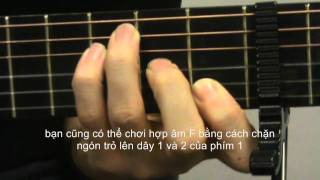 Khoanh Khac Guitar Tutorial Lee Kirby