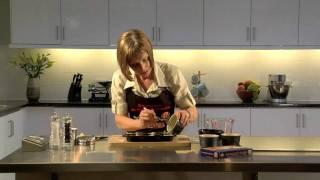 Wheat & Gluten Free Mini Savoury Tarts Cookery Demonstration