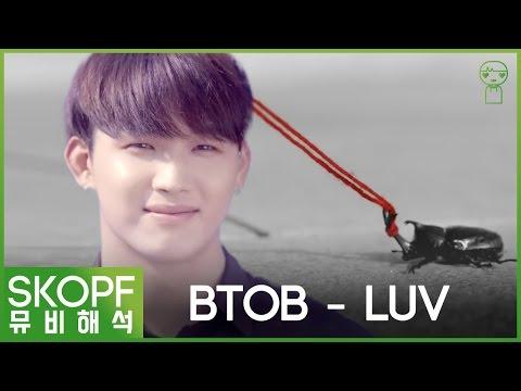 [MV Theory] BTOB - LUV : Heartbreaking love, shocking ending