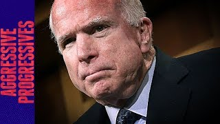 Most Bizarre Reactions To John McCain's Death