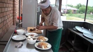 Кызылорда. Ресторан Каир