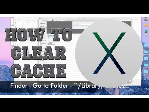How to Clear Cache on a Mac