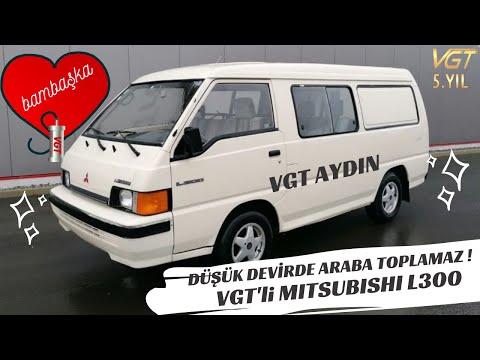 VGT Yakıt Tasarruf Ve Performans Cihazı Ile Mitsubishi L300