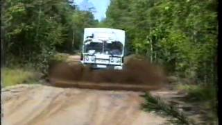 Unimog truck expedition North Russia Ural 1996 Extreme Adventure Offroad  pt.1