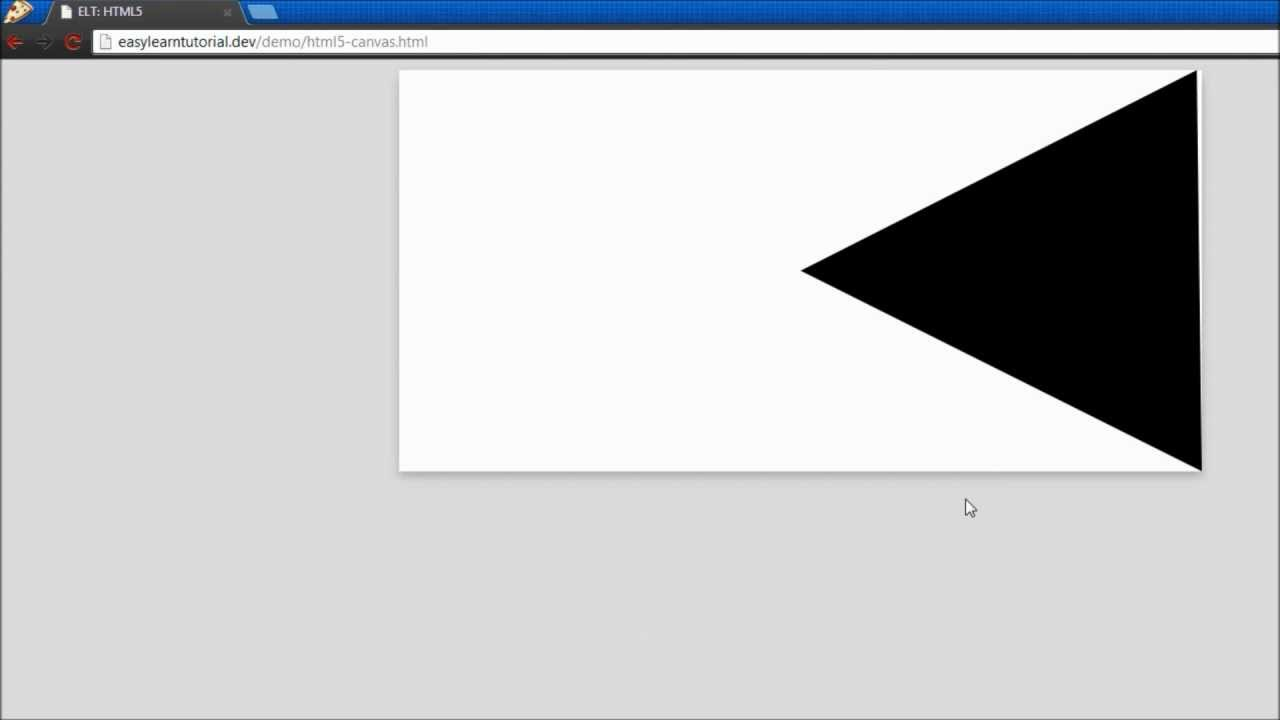 Line Drawing In Html : Html5 canvas tutorial: drawing lines #2 youtube