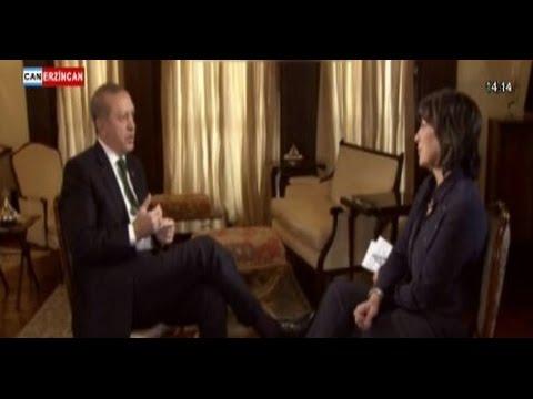 ERDOĞAN CNN INTERNATIONAL TV