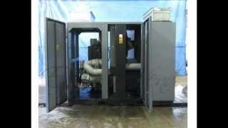 for sale atlas copco ga 110 oil injected rotary screw compressor 120 kw