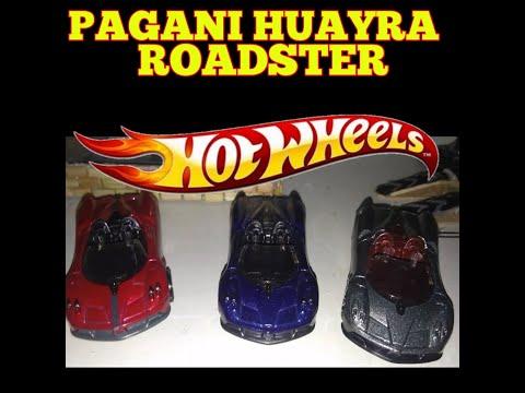 Pagani huayra roadster #review #hotwheels #paganihuayra