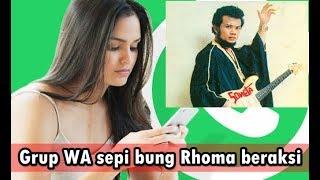 Download Video Rhoma Gelisah Grup Whatsapp Sepi MP3 3GP MP4