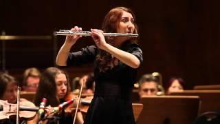 Карл Рейнеке  Концерт для флейты D-dur исп. Наталья Мурзина