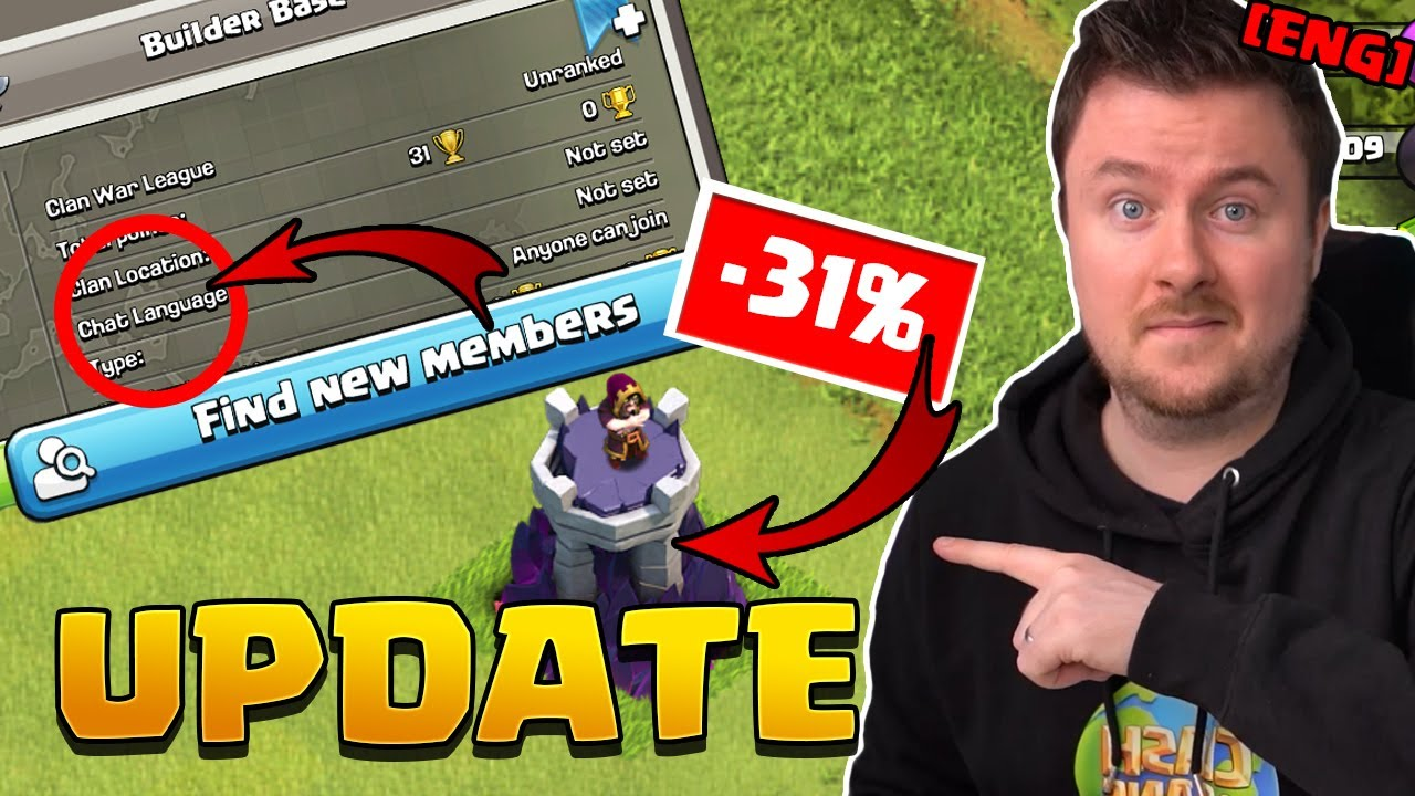 Town Hall 14 Sneak Peeks #2 | Recruitment Tool, Cost Reductions and more | #clashofclans