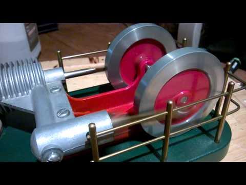 Phoenix Arizona Solar Engines - Solar 1 Stirling Engine