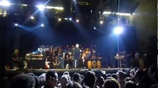 Rubén Blades - Amor y Control - Live in Madrid 26/07/2012