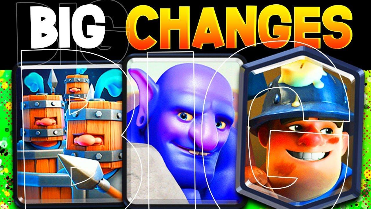 BIG BALANCE CHANGES | ALL SPELLS NERFED!