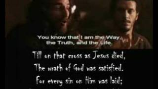 In Christ Alone Worship Video with Lyrics