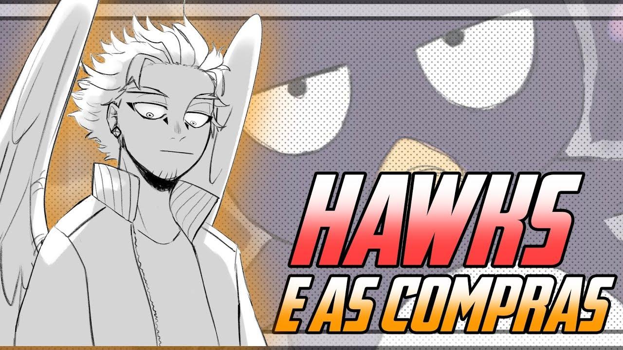Download HAWKS E SEU FRACO POR PELUCIAS  (COMIC BOKU NO HERO DUBLADA)