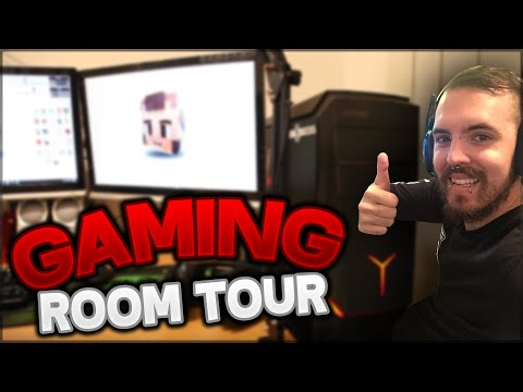 Welcome to my gaming room - Part #1