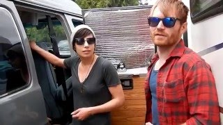RV Life: Meet vandwellers Tyler and Sarah!