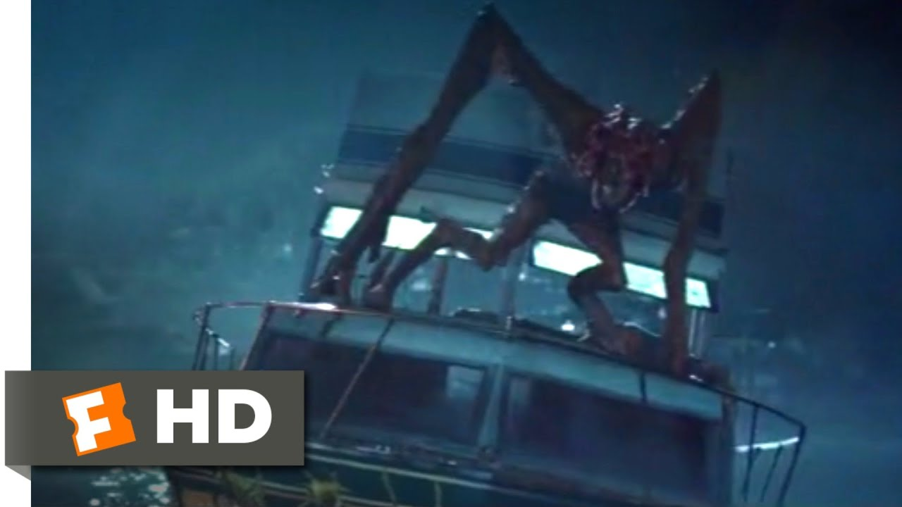 Download A Quiet Place Part II (2021) - Dock and Factory Fight Scene (7/10)   Movieclips