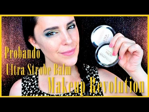 Ultra Strobe Balm De Makeup Revolution, Clon De Pat McGrath Skin Fetish? | Silvia Quiros Makeup